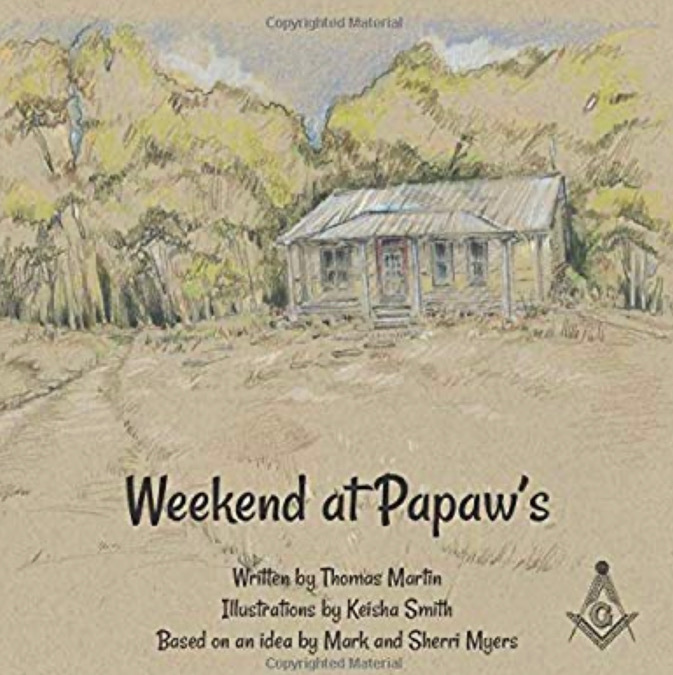 WeekendAtPapaws_Cover